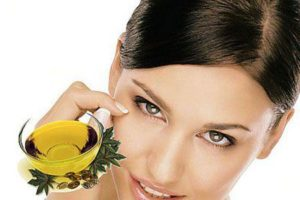 Польза касторового масла для лица