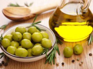 Свойства масла оливок
