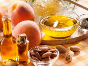 Состав персикового масла