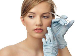 Процедуры при старении овала лица