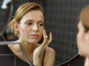 Разновидности повреждений кожи лица