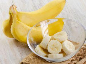 Банан для кожи вокруг глаз