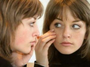 Появление гиперемии на лице