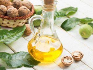 Эффект для лица от масла грецкого ореха