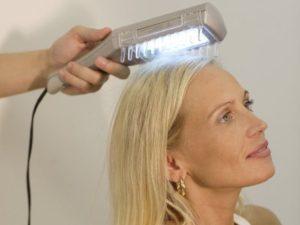 Лечение экземы Пува-лампой