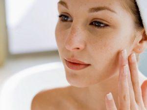 Процедуры при комбинированной коже