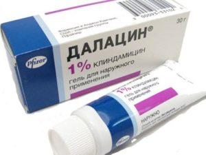 Крем Далацин