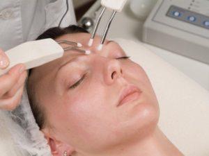 Процедура микродермабразии