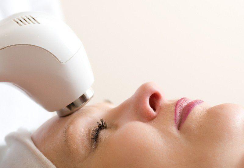 Процедура ультрафонофореза