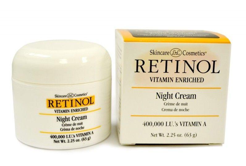 Крем с ретинолом