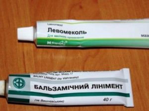Бальзам Левомеколь