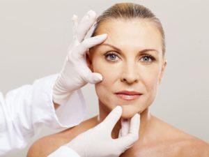 Провека кожи перед салонной процедурой