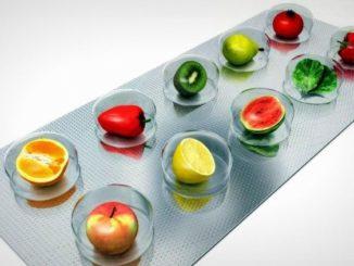 Витамины в блистере