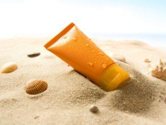 Крем на песке