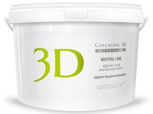 Крем Medical Collagen 3D Revital Line